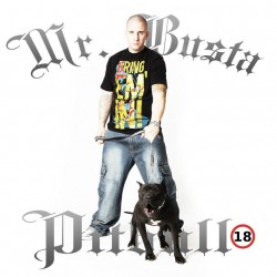 Mr.Busta Pitbull CD